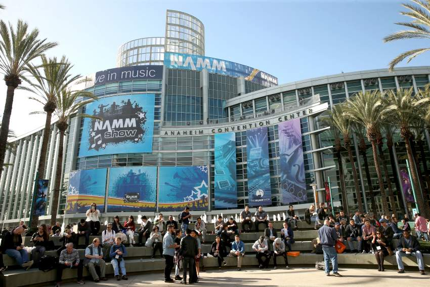 Namm Show 2020.The Namm Show Anaheim Ca Usa January 16 19 2020 Booth